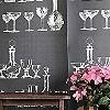 Tapete: Glass Tableware