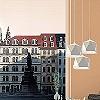 Tapeten: Dresden Frauenkirche | Luthers Light | Ingo Krasenbrink Design