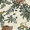 Tapeten: Jungle Ape, col.02