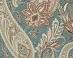 Tapete: Cashmere Paisley, col.02
