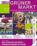 Grüner Markt, Jan/ Feb. 2014