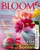 Bloom's, Sommer 2012