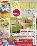 Laura Wohnen kreativ, Nr.5/ 2013