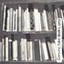 Genuine Fake Books, grey
