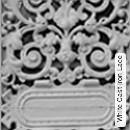 White Cast Iron Lace