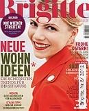 Brigitte, Nr.8/ 2012