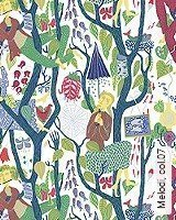 Tapete  - Skandinavisches Design Melodi, 07