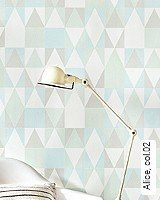 Tapete  - Skandinavisches Design Alice, 02