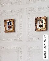 Tapete  - Winter 2014 Clock Court, 02