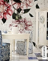 Tapete  - Shabby Chic Cascade