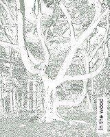 Tapete  - Frischer Wind für Ihre Wohnung In the wood