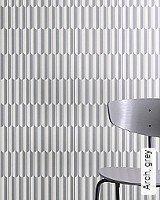 Tapete  - Skandinavisches Design Arch, grey