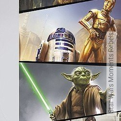 Tapete: Star Wars Moments Rebels