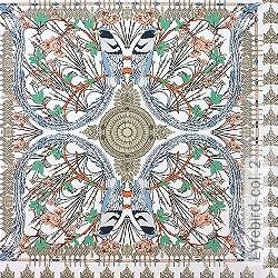 Tapete: Lyrebird, col. 2