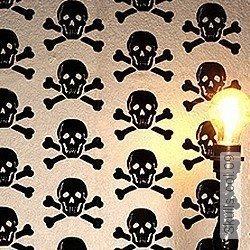 Tapete: Skulls, col.09