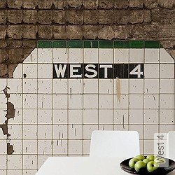 Tapete: West 4
