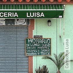 Tapete: Carniceria Luisa