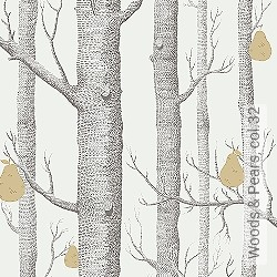 Tapete: Woods & Pears, col.32