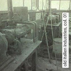 Tapete  - Loft-Tapeten old italien industries,  01