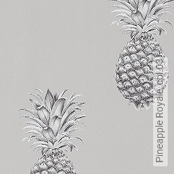Tapete: Pineapple Royale, col.03