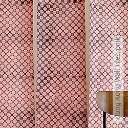 Tapete: Hong Kong Wall Tiles, pink