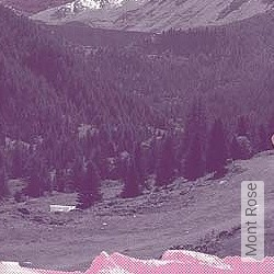 Tapete: Mont Rose