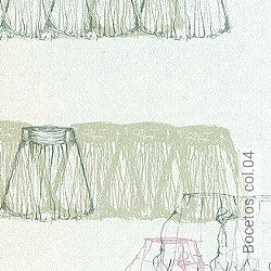 Tapete: Bocetos, col.04