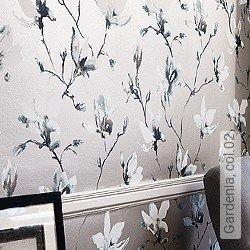 Tapete: Gardenia, col.02