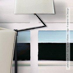Tapete: Landscape 24 | Spring and Waves | Ingo Krasenbrink Design