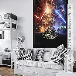 Tapete: Star Wars EP7 Official Movie Poster