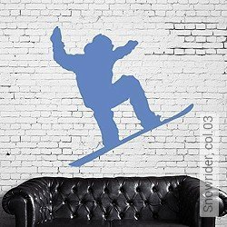 Walltatoo: Snowrider, col.03