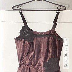 Tapete: Rose Dress, pink