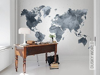 Tapete: DUSKY WORLD