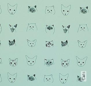Bild Tapete - Cats