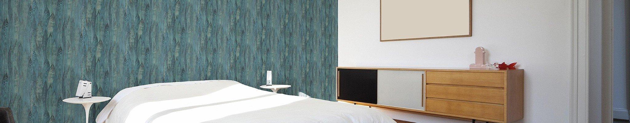 neue tapeten petrol tapeten lust auf was neues. Black Bedroom Furniture Sets. Home Design Ideas