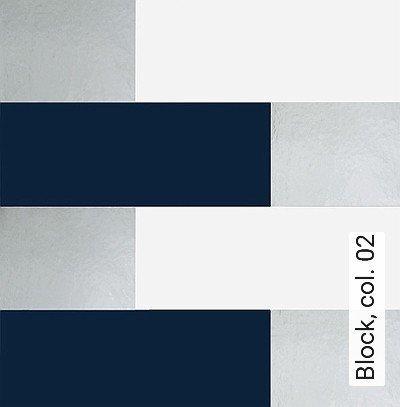 Bild: Tapeten - Block, col. 02