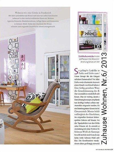 Bild: News - Zuhause Wohnen, Nr.6/ 2013