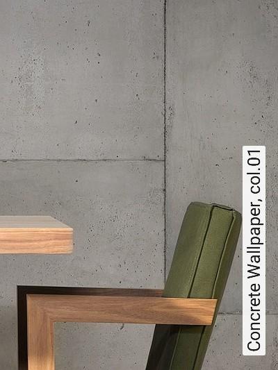 Bild: Tapeten - Concrete Wallpaper, col.01
