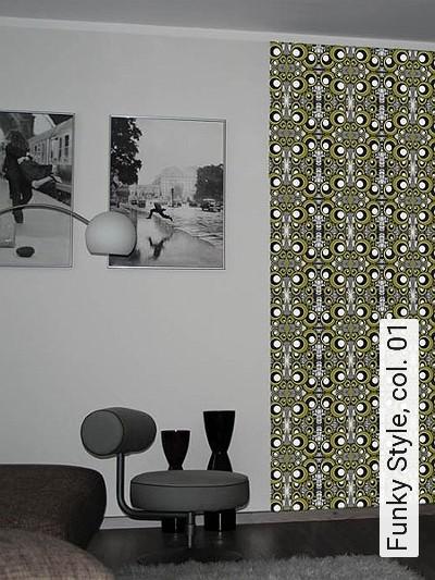 Bild: Tapeten - Funky Style, col. 01