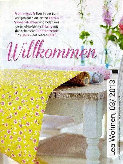 Bild: News - Lea Wohnen, 03/ 2013