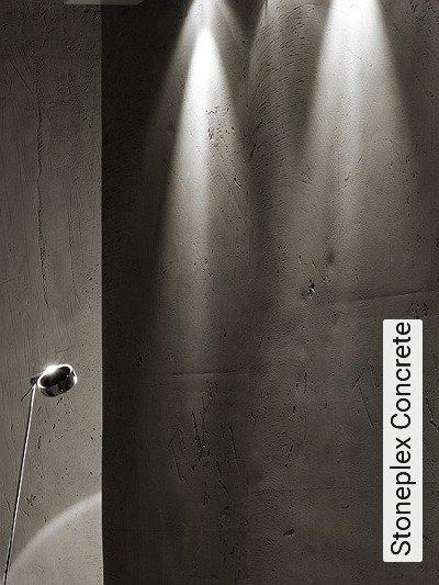 Bild: Tapeten - Stoneplex Concrete