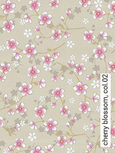 Bild: Tapeten - cherry blossom, col.02