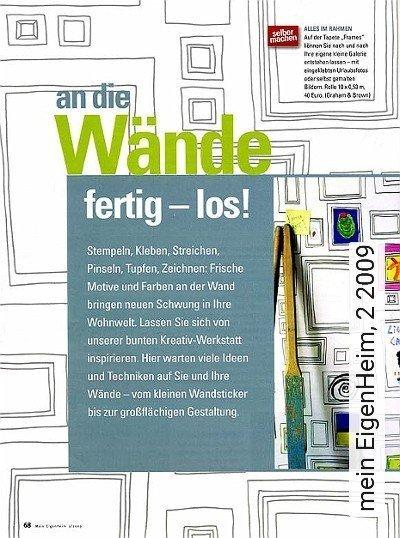 Bild: News - mein EigenHeim, 2 2009