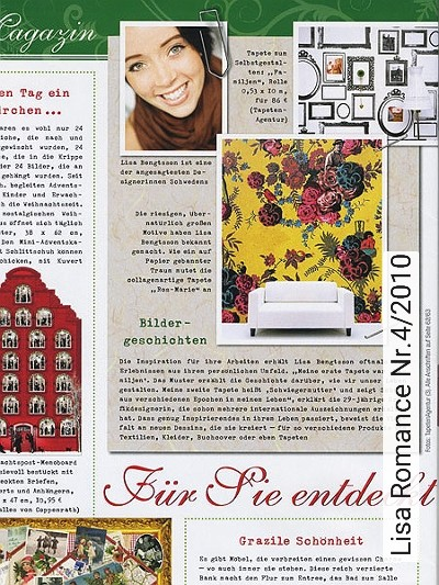 Bild: News - Lisa Romance Nr.4/2010