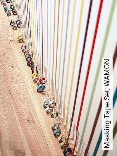 Bild: Accessoires - Masking Tape Set, WAMON