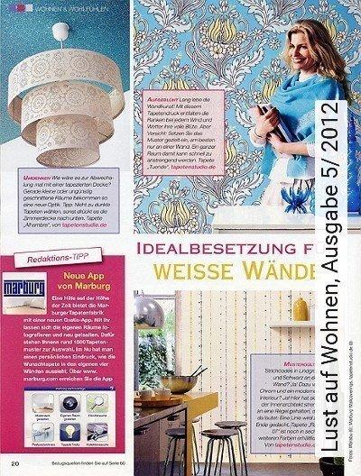 Bild: News - Lust auf Wohnen, Ausgabe 5/ 2012