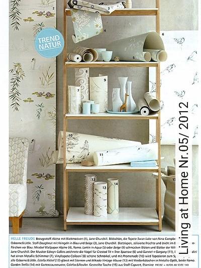 Bild: News - Living at Home Nr.05/ 2012