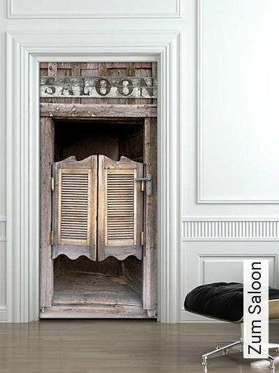 Bild: Tapeten - Zum Saloon