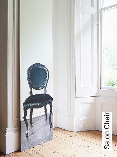 Bild: Tapeten - Salon Chair