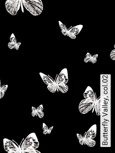 Bild: Tapeten - Butterfly Valley, col.02